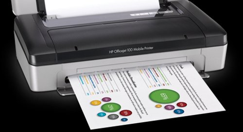 HP Officejet 100 Mobiler Treiber